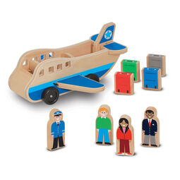Wooden Airplane