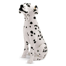 Dalmatian stuffed animal