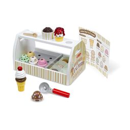 scoop serve ice cream counter - Kitchen Playset