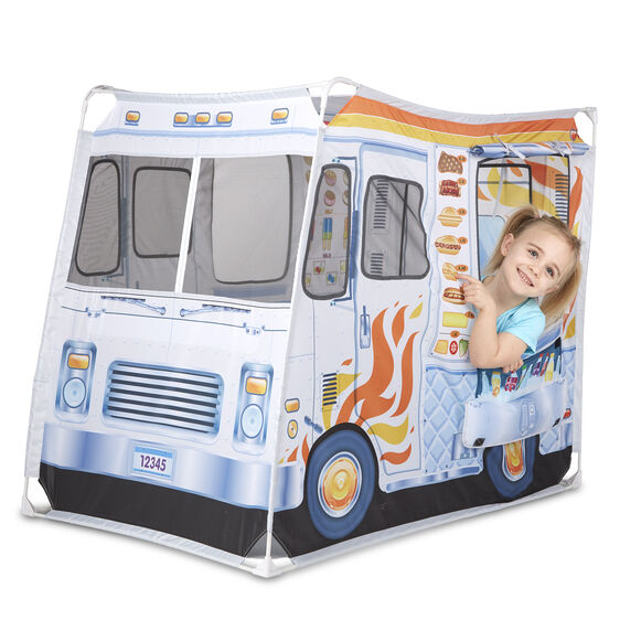Food Truck Play Tent
