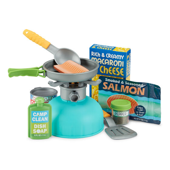 Let's Explore Outdoor Cooking Play Set