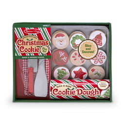 Christmas cookie baking set in packaging