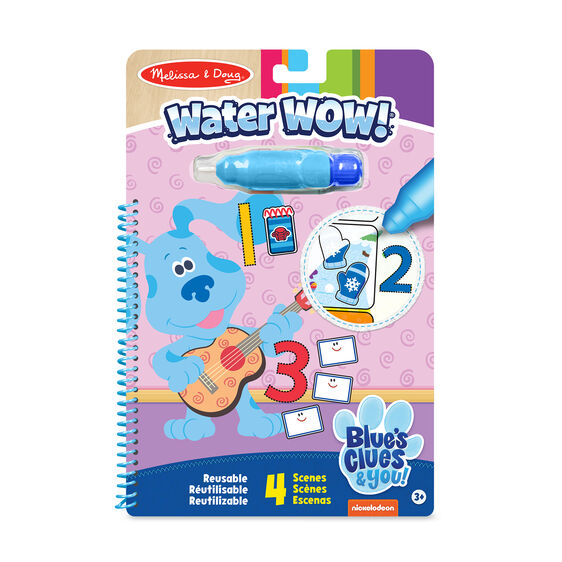 Blues Clues & You! Water Wow! - Counting