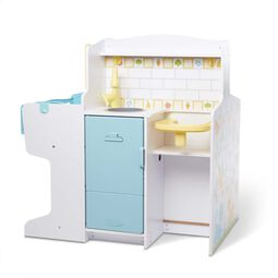Baby care activity center