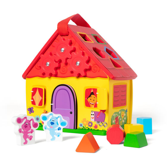 Blue's Clues & You! Wooden Take-Along House