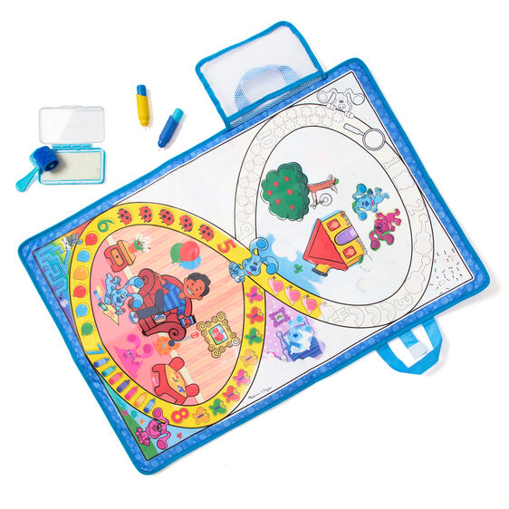 Blue's Clues & You! Water Wow! Activity Mat