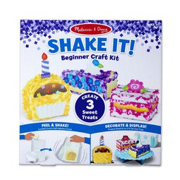 Shake it craft kit in packaging