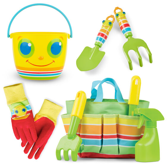 Sunny Patch Giddy Buggy Gardening Gift Set