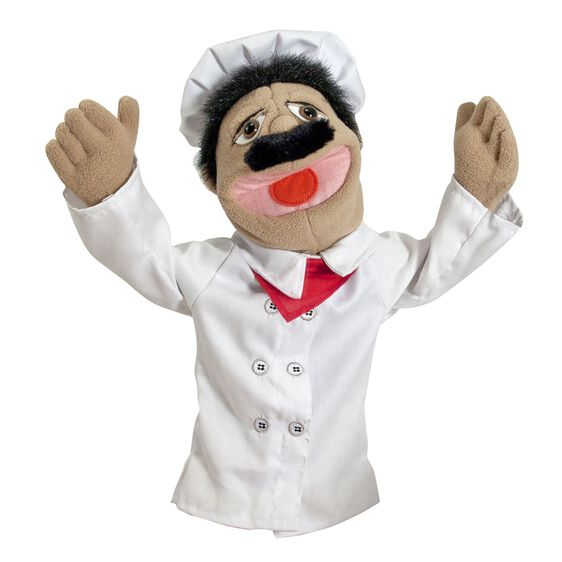 Chef - Puppet (New Packaging)