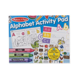 Alphabet Activity Pad