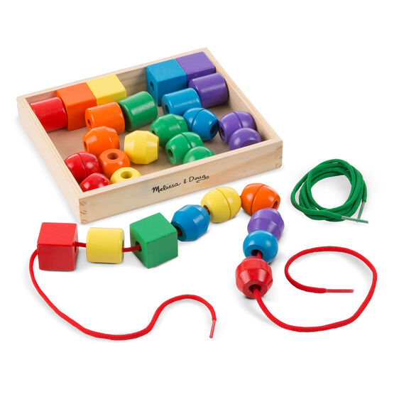 Primary Lacing Beads