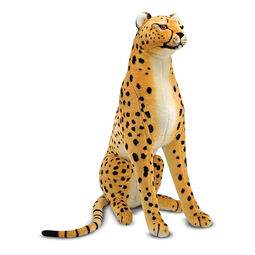 Cheetah Giant Stuffed Animal