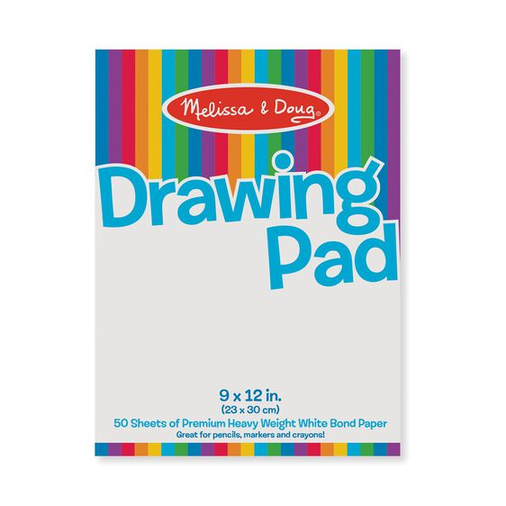 Drawing Paper Pad