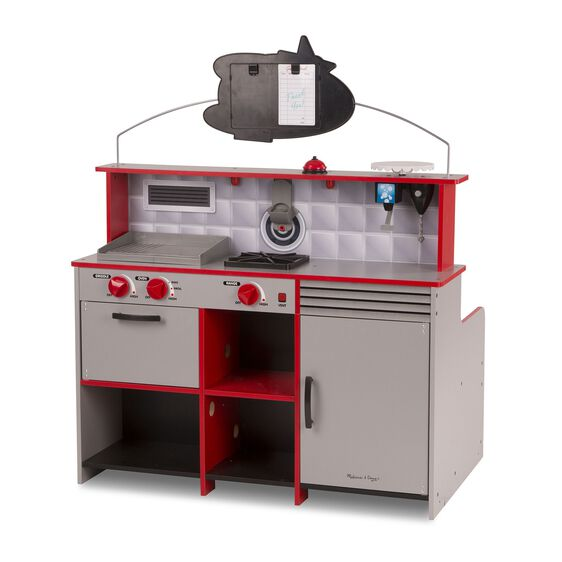 Wooden Diner Play Space Pretend Play Diner