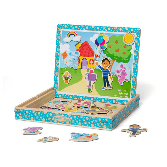 Blue's Clues & You! Wooden Magnetic Picture Game