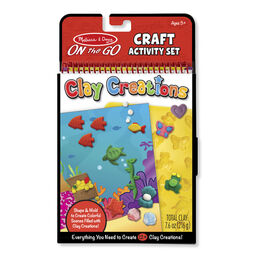 On-the-Go Crafts - Clay Creations
