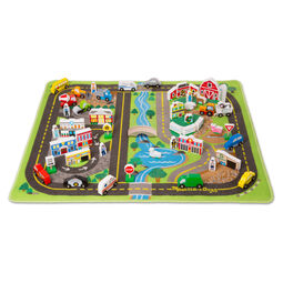 Play Rugs For Cars Activity Rugs Melissa Doug