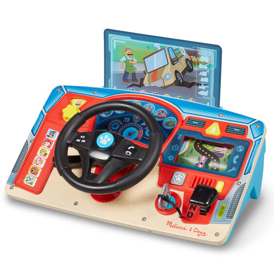 PAW Patrol Rescue Mission Wooden Dashboard