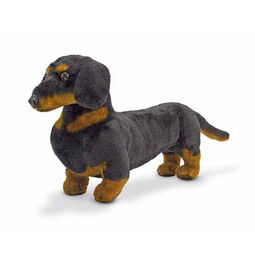 Dachshund dog stuffed animal