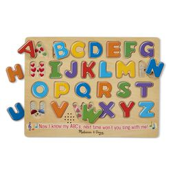 26 piece alphabet sound puzzle