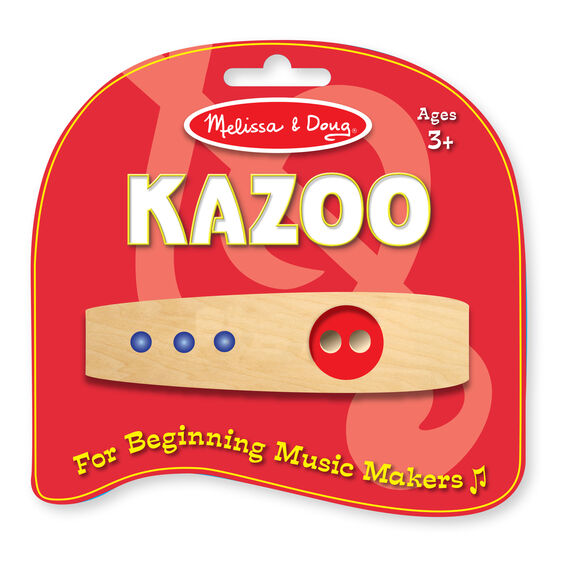 Wooden Beginner Kazoo