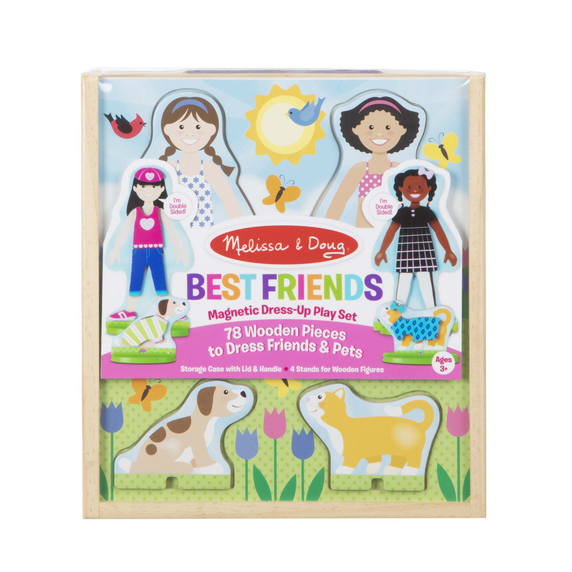 3 Dolls With Clothing And Accessories 100% High Quality Materials Dolls & Bears Active 4-ever Best Friends Dolls