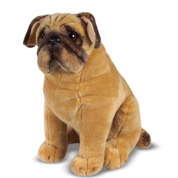 Pug Dog Stuffed Animal