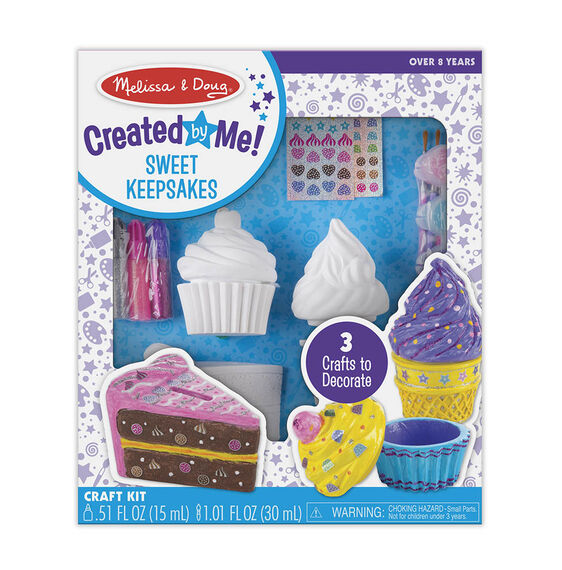 Created by Me! Sweet Keepsakes Craft Kit