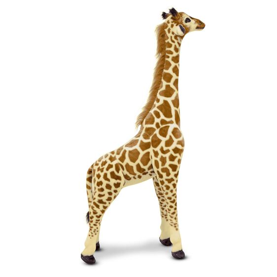 Giraffe Giant Stuffed Animal Melissa