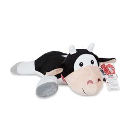 Plush stuffed cow