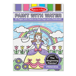 Water Coloring: Watercolor Painting Books for Kids | Melissa & Doug