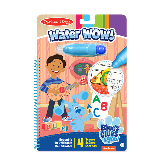 Blue's Clues & You! Water Wow! - Alphabet