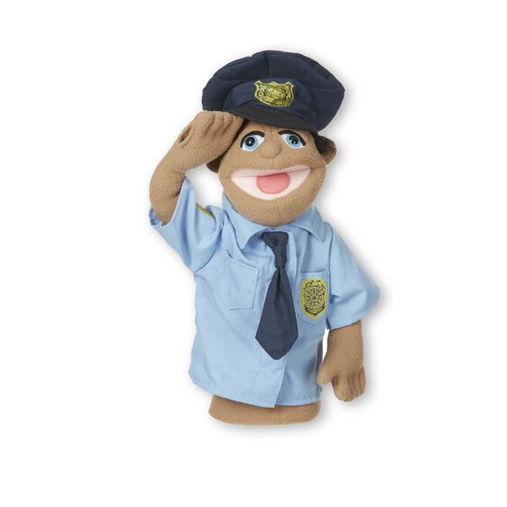 Police Officer - Puppet (New Packaging)