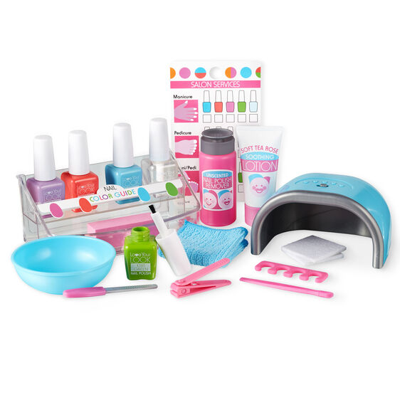 LOVE YOUR LOOK - Nail Care Play Set