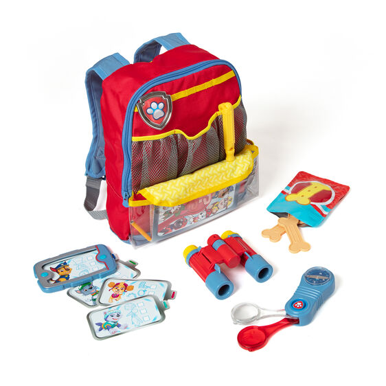 PAW Patrol Pup Pack Backpack Role Play Set