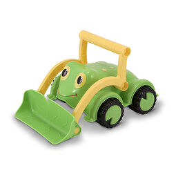 Froggy Bulldozer Toy
