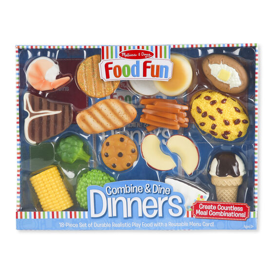 Combine and Dine Dinners - 18-piece set