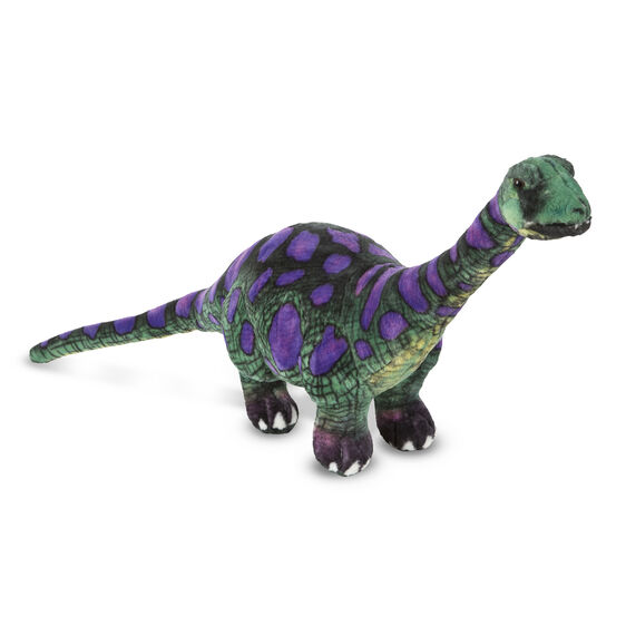 Apatosaurus stuffed animal