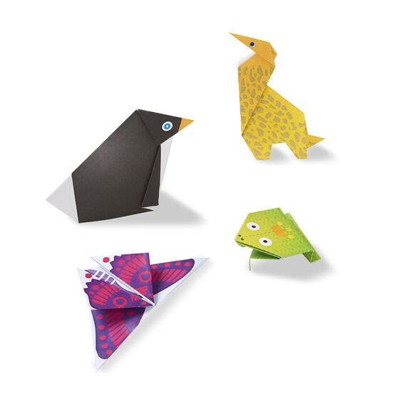 Origami Paper - Buyer's Guide, Pros, Cons and Paper Reviews | 570x561