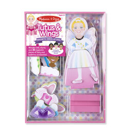 Tutus & Wings Magnetic Dress-Up Set