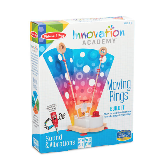 Innovation Academy - Moving Rings