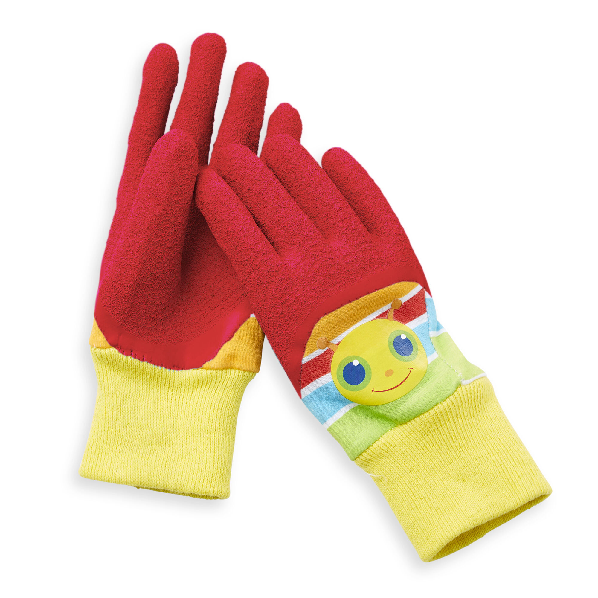mickey mouse Disney Childrens Garden tools and gloves Age 4yrs+