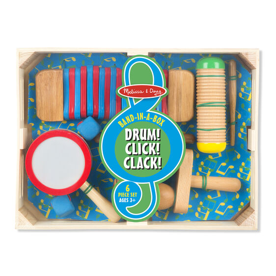 Band-in-a-Box - Drum! Click! Clack!