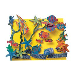 Scratch Art 3D-O's Adhesive Mounts (100 count)