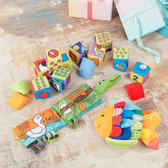Soft Play Activities Gift Set