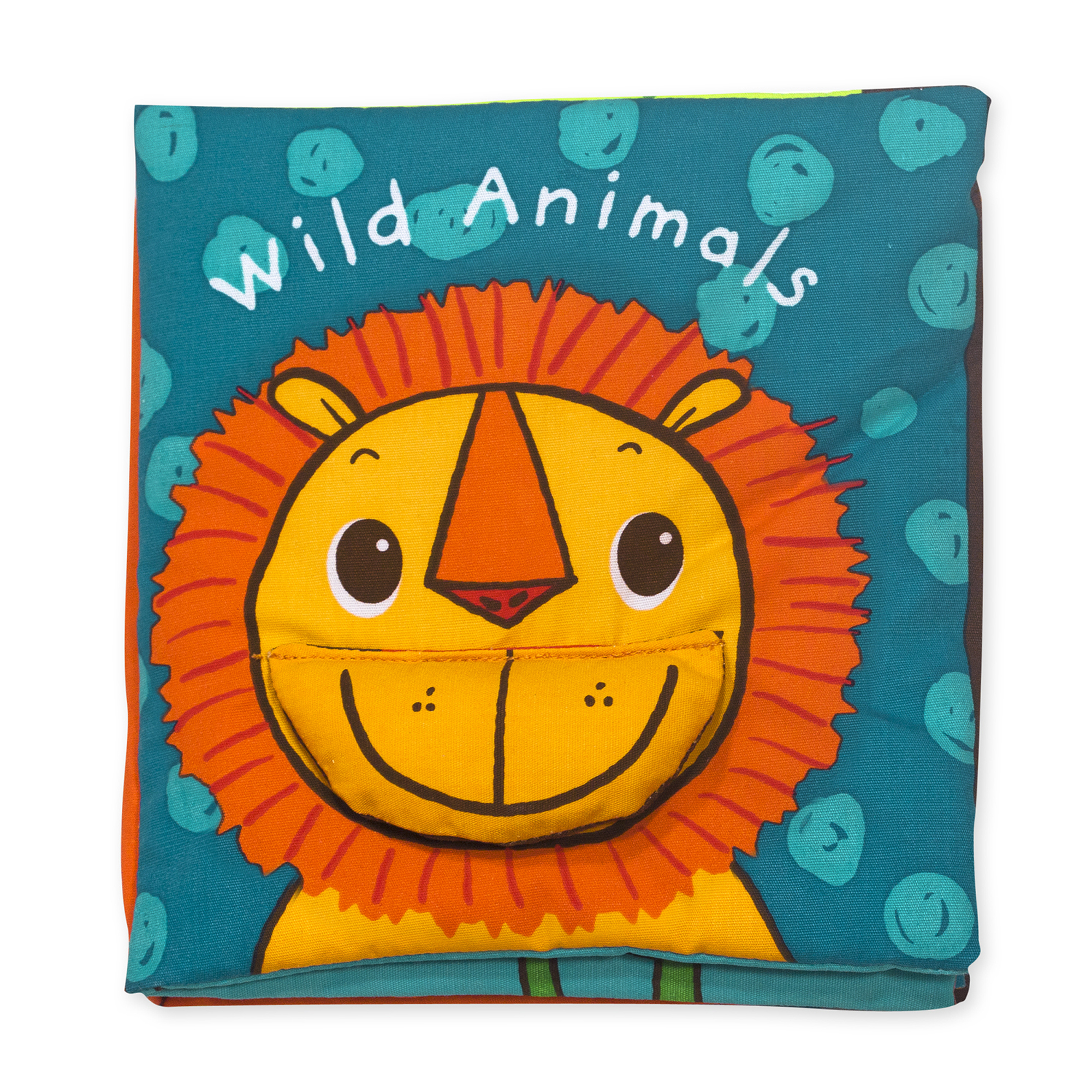 Who's in the jungle? Grasp and turn the crinkly flaps to see the animals eat, play, clean their teeth, and go to bed! Melissa & Doug K's Kids cloth books bring amazing quality and play value to a child's first books. Each one is packed with low-tech, high-impact novelties, and durably constructed to last through story time, play time, and the washing machine, too!