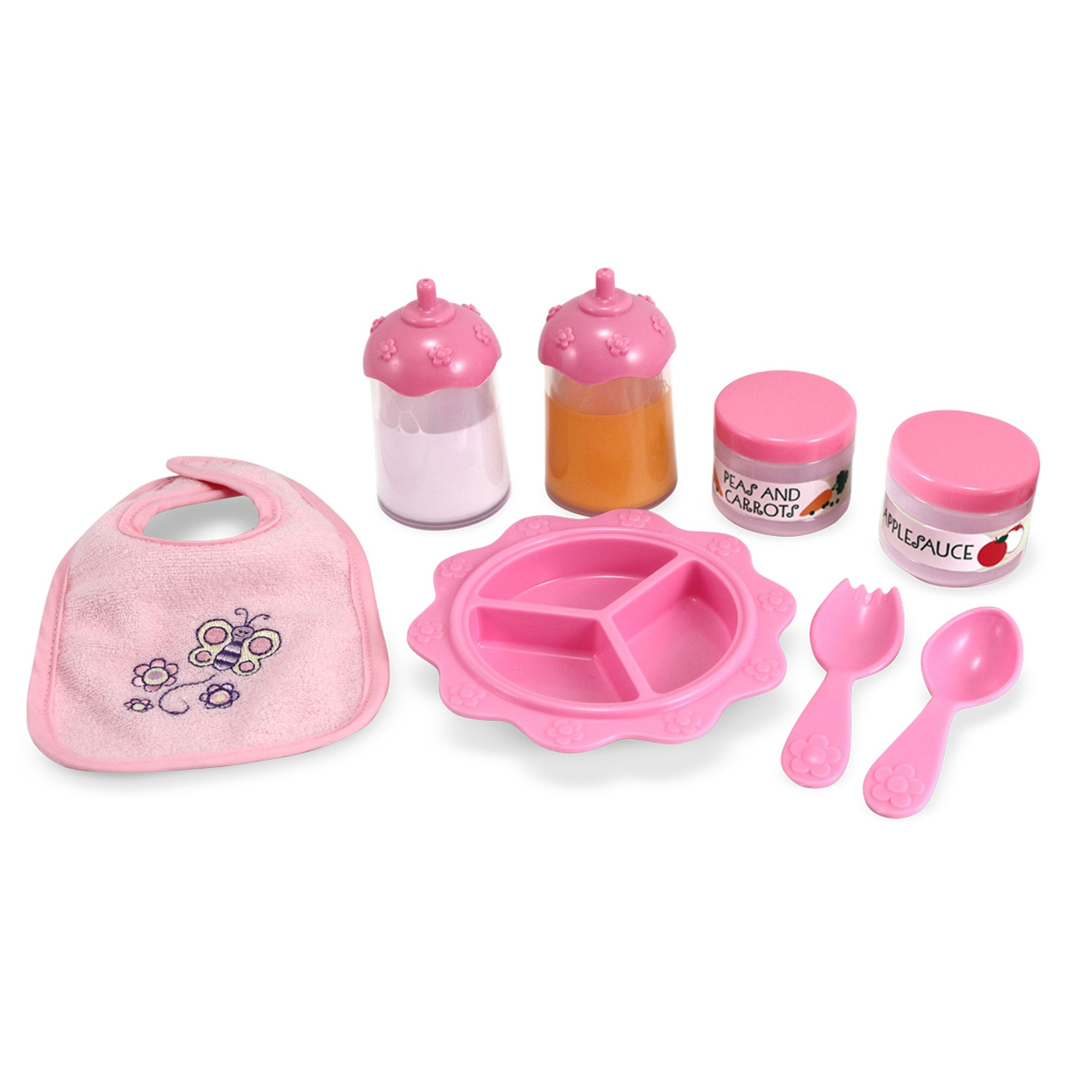 Mine to Love  Baby Food  Bottle Set