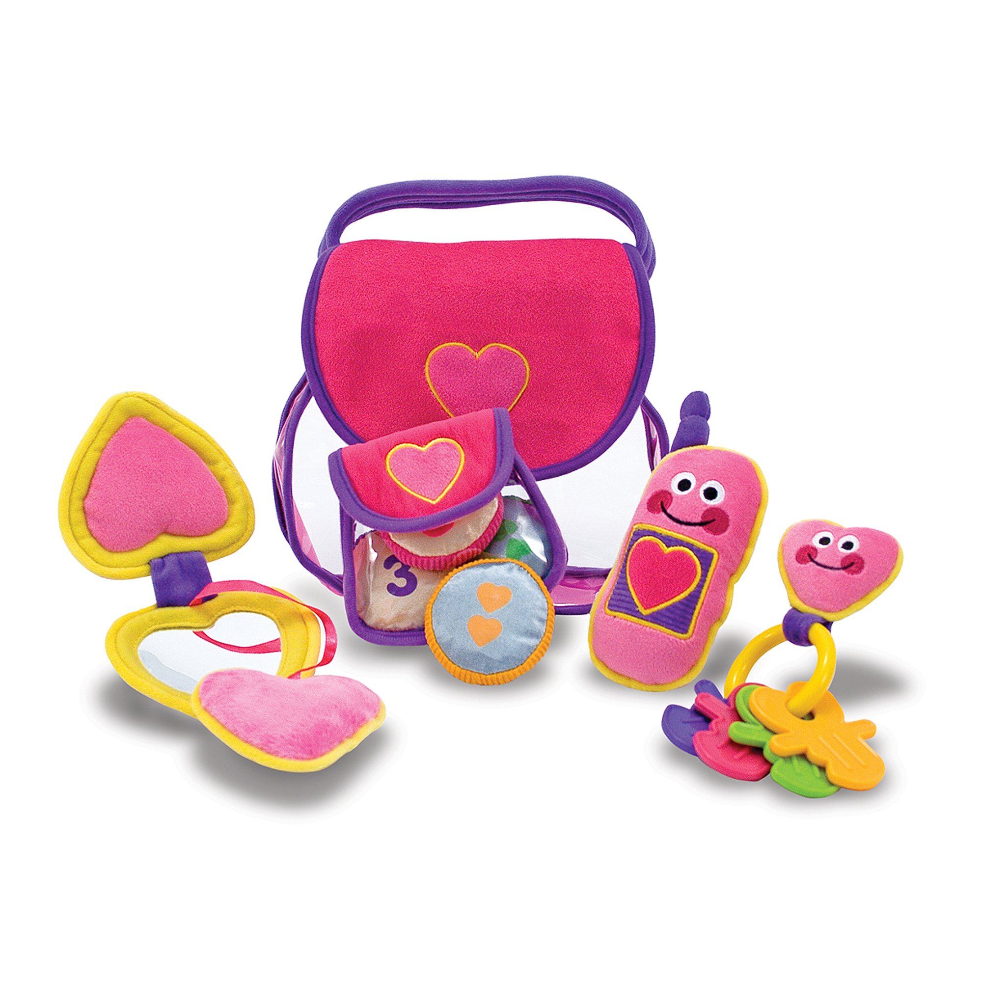 Pretty Purse Fill and Spill Toddler Toy (000772030496 Baby & Toddler) photo