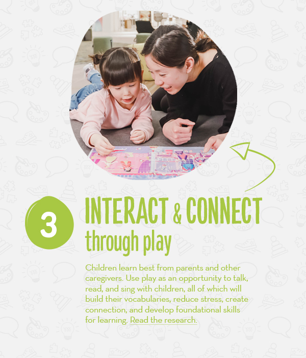 Interact & Connect Through Play